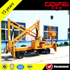 Gold Quality Crank Arm Hydraulic Lift Table In Low Price