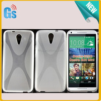 Shopping-site X Line Shape Flexible TPU For HTC Desire 620 620G 820 Mini D820MU Case Cover