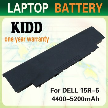 laptop battery for DELL Inspiron 15R/Inspiron 17R/Inspiron 14R/Inspiron 13R/Inspiron N5010/Inspiron M501/Inspiron M501R