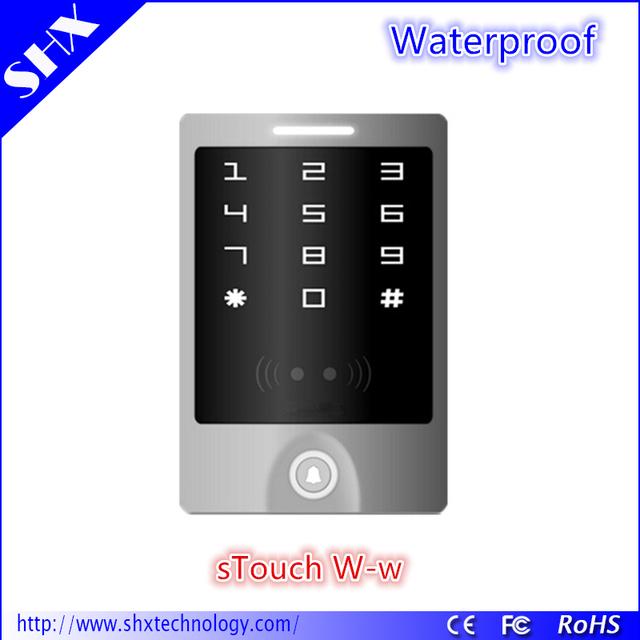 Hot Selling Generic Metal RFID Reader 125kHz Proximity Card Password Door Access Control Keypad