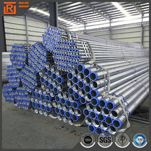Carbon Steel Galvanized Steel Pipe Used For Irrigation S335 JR Material