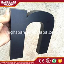 Best selling hot chinese products stainless steel door letter sign display stand cut out numbers