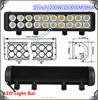 New cr ee 12v 4x4 atv double row led light bar high power car led lamp