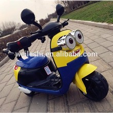 Brand new kids mini motorbike mini plastic toy motorcycle with low price