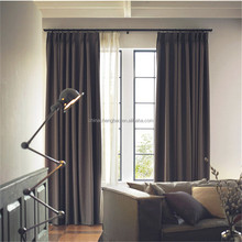 Window with Magnetic Strip for Hotel Blackout Curtain