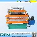 roof sheet double layer forming machine