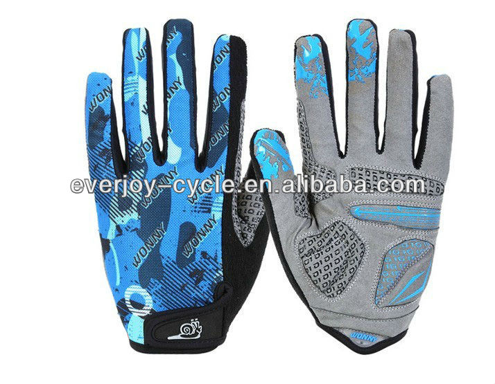 bicycle gloves/cotton bicycle gloves/fullfinger gloves