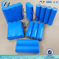 5v lithium battery 7.2v 5.2ah for mining lamp battery