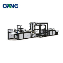 Precision Quality assurance welcomed nonwoven different type bags making machine
