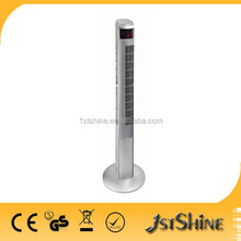 hot sell 46 inch quiet cooling remote control tower fan