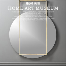 hotel/spa/home luxury modern glass wall art decor mirrors decor wall