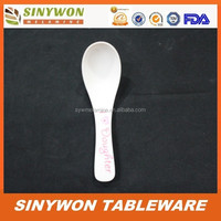 Cheap Children Melamine Soup Spoon , Small Melamine Spoon Wholesale