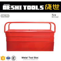 Hot Selling Professional Tool Carrying Case, Heavy Duty Tool Box