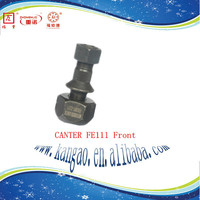 40Cr grade 10.9 trailer wheel bolt for CANTER FEIII truck