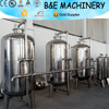 Water storage tank 304 stainless steel for pure water filling line