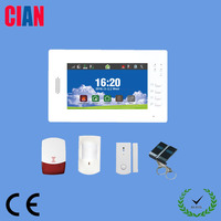 wireless alarmanlage gsm 868mhz gent fire alarm system for sales