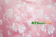 2012 New Fashion High-Grade Embroidery Fabric on Mash/Tulle Fabric