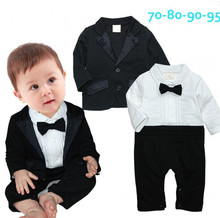 Handsome Baby Party Wear 2 Pieces Clothing Sets Baby Dresses For Newborn Baby