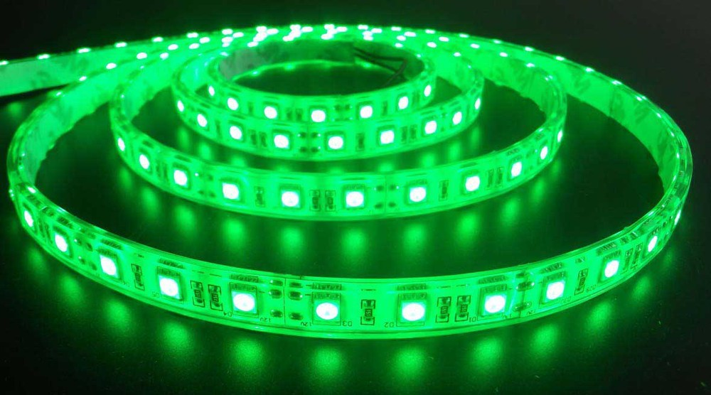 12v RGB color changing LED light strip 5050 SMD flex LED robbin strip light belt