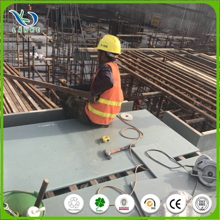 plastic concrete wall formworks reusable plastic formwork for concrete wall forming system