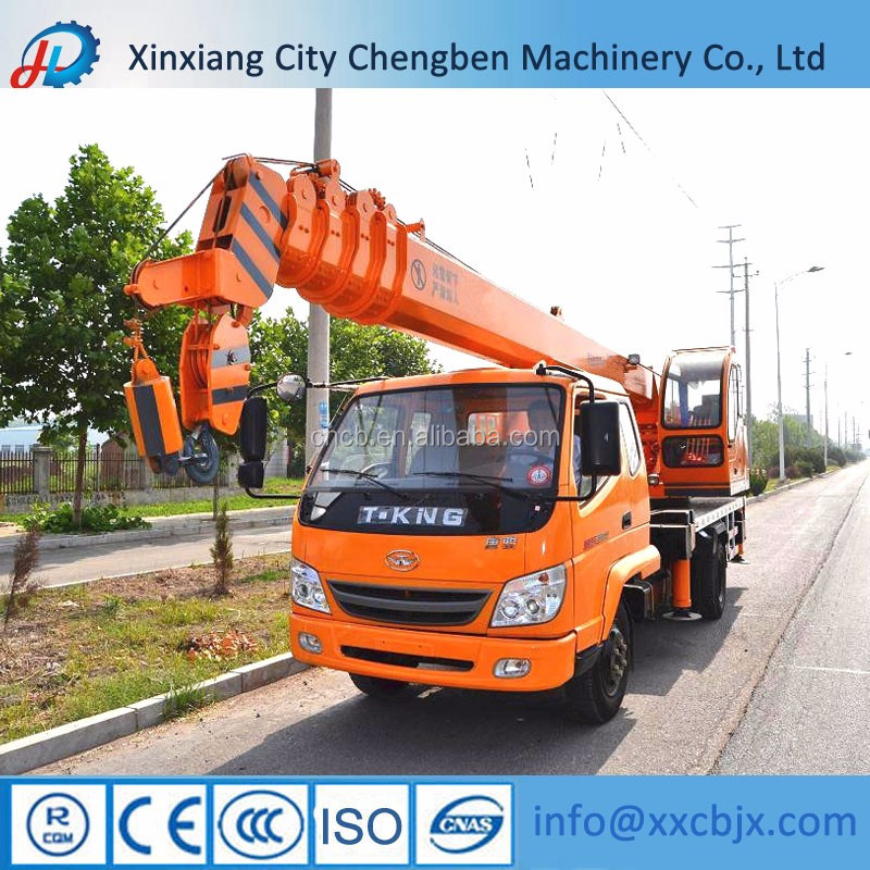 China pickup truck mounted hydraulic crane for sale