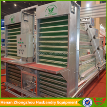 Fully automatic A and H type design layer chicken cages/poultry farming equipment for sale