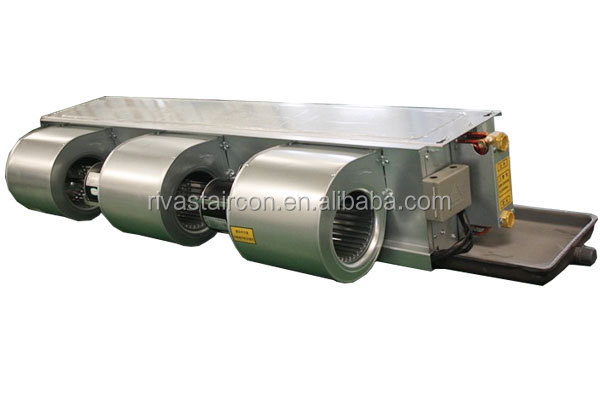 split ducted fan coil unit