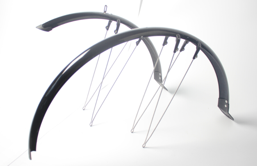 China wholesale bicycle alloy plastic mudguards Wheel fender