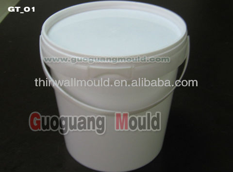 barrel mould;pail barrel mould