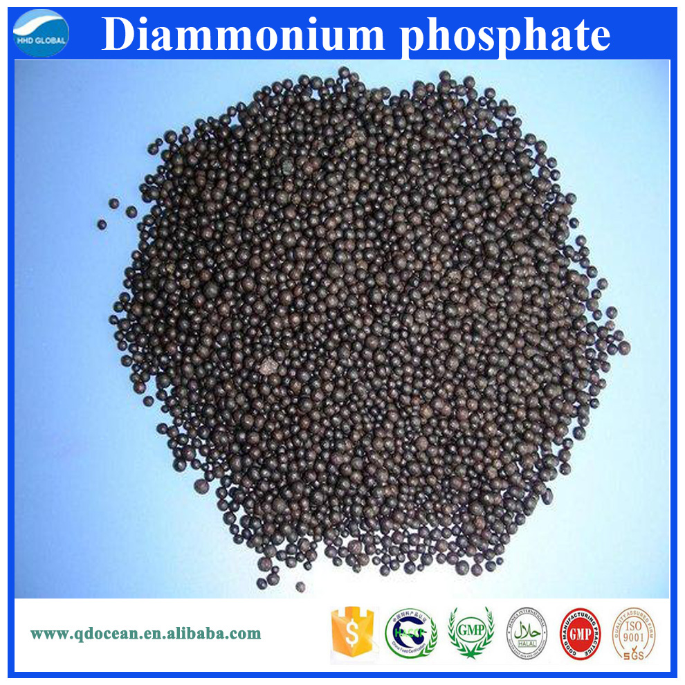 Buy high quality dap fertilizer 18-46-0 diammonium phosphate with reasonable price! !!
