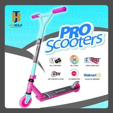2015 New Model Fashion Swing Scooter, 2 Wheel Pro Scooter For Children JB246 SGS Approved