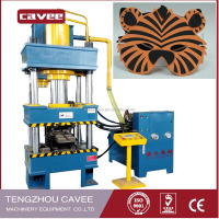 wood plastic products toys forming press Machine hydraulic press machine