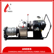 Andes lifting hoist,engine hoist,winch rope synthetic