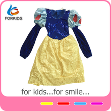 GuangDong Deluxe Fancy Dress Costumes Princess Costume Girls Party Dresses