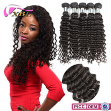 7A Grade Chemical Free virgin malaysian remy hair for cheap