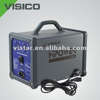 Power battery for outdoor shooting