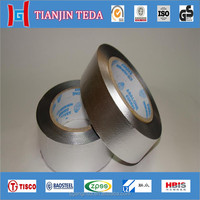electrically conductive industrial fireproof aluminum foil tape