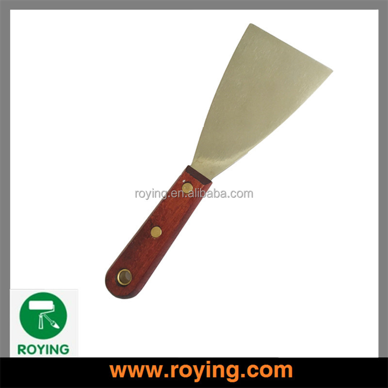 ROYING plastic handle putty knife plastic float trowel