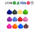 2018 new innovative stylish items- silicone coin purse