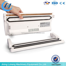 2015 hottest household double chamber vacuum packing machine for fish /meat/pork/ beef jerky /rice and grain /rice