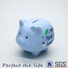 Best Designed Porcelain Blue Pig Money