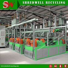 Hot Sale Rubber Grinding Machine For Waste Tire Recycling Use