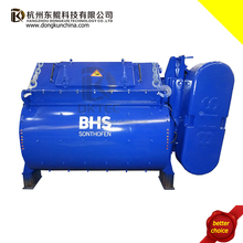 Custom Size 35r/min speed of mixing drum 500l hydraulic concrete mixer
