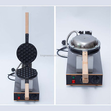 Commercial&Family Use Bubble Waffle Maker Machine Hong Kong Waffle Making Machine