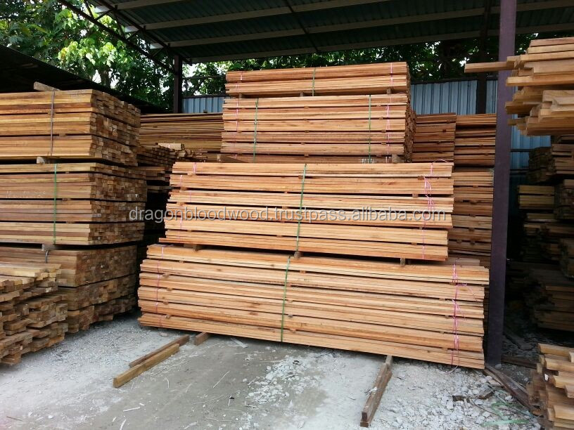 Tropical Sawn Timber Red Meranti/Shorea/ Philiphine Mahogany