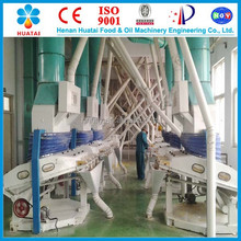 Huatai best technology machine to make maize corn grits