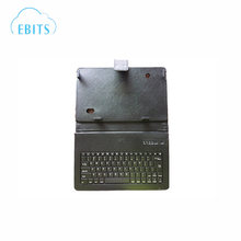 Universal 10.1 inch wireless leather case tablet keyboard