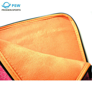 Hot selling new style high grade printing laptop sleeve with nice price