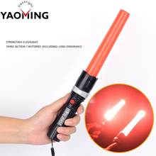 YAOMING Torch Light AAA Powered Aluminium Rechargeable LED Emergency Flashlight