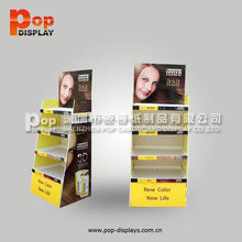 corrugated material fruit shop displays